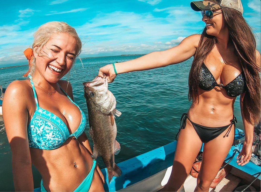 Сексуальные рыбачки 07.09.21