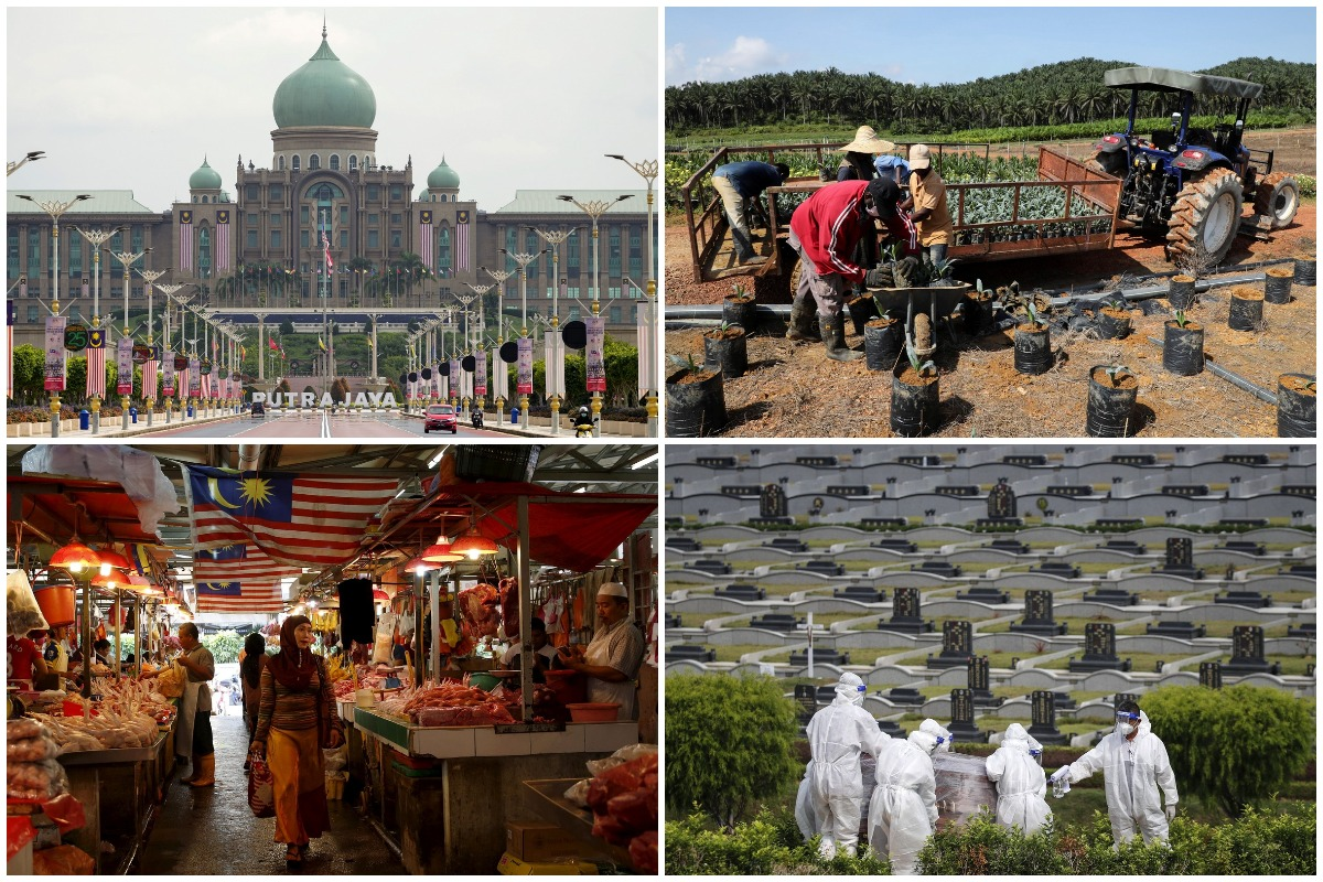 Интересные фотографии из Малайзии