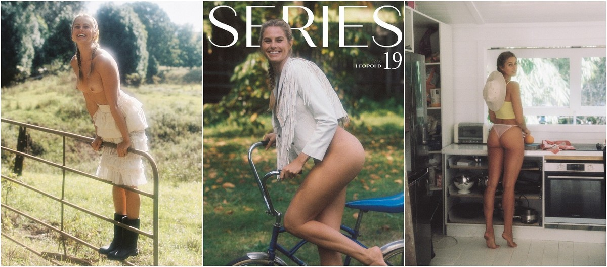 Натали Розер в журнале Series №19
