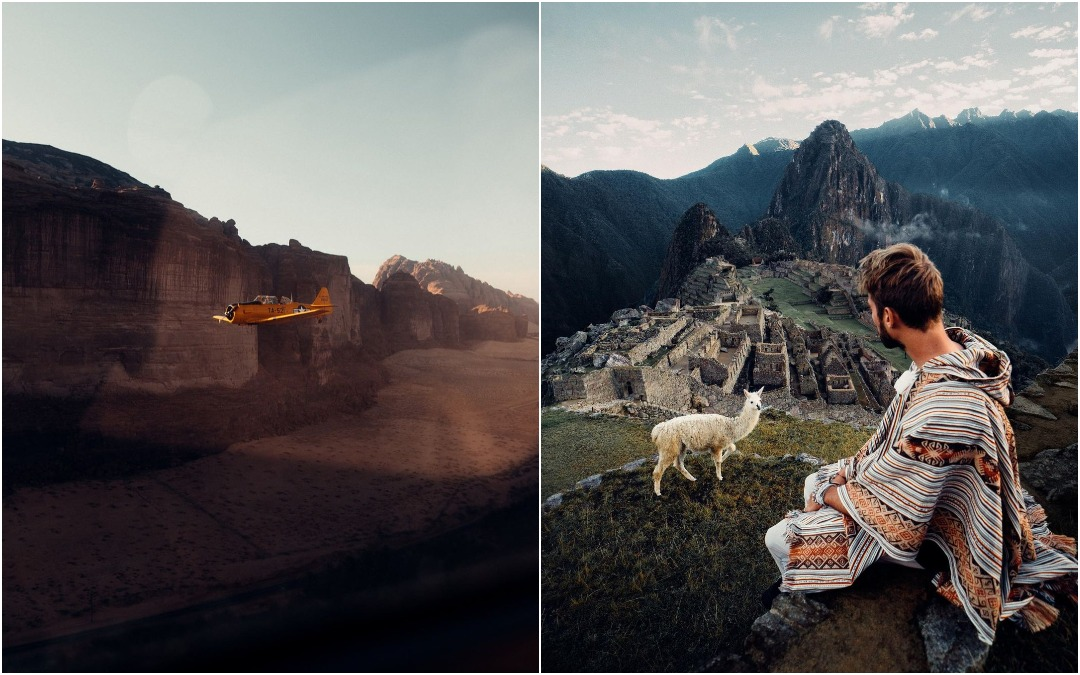 Захватывающие фото из путешествий Сэма Келдера