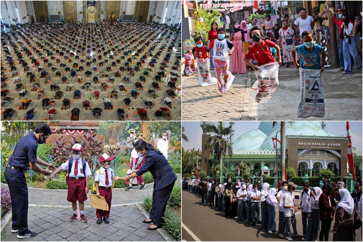 Интересные фотографии из Индонезии