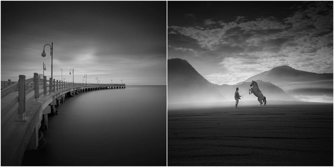 Замечательные черно-белые фотографии Дэниела Чонгари