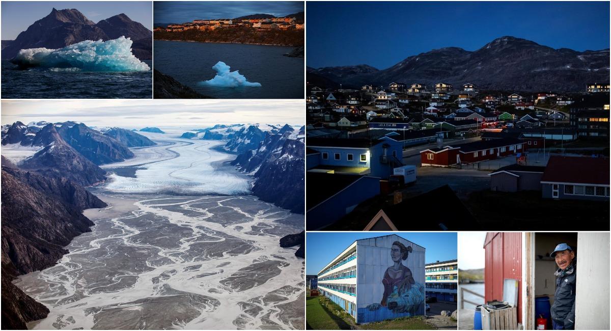 Гренландия на фотографиях Ганнибала Ханшке