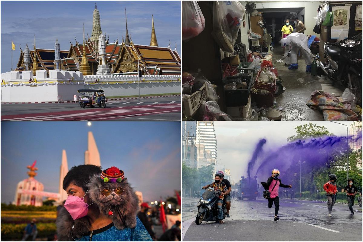 Интересные фотографии из Таиланда