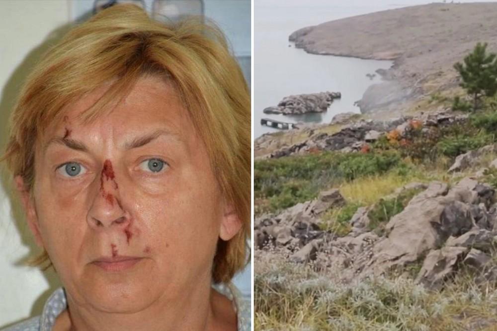 Женщина потеряла память и несколько дней провела на кишащем медведями Хорватском острове