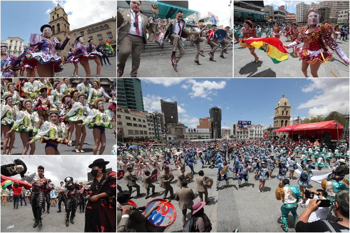Танцоры вышли на улицы, чтобы заявить о происхождении танца Капоралес