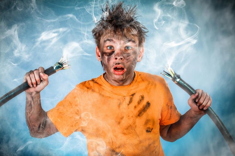 Шокирующие факты об ударе электрическим током