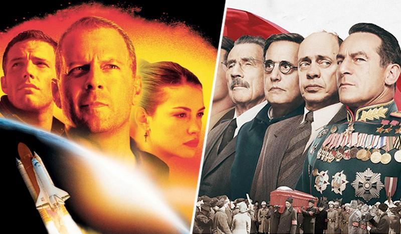Зарубежные фильмы, где СССР и Россия показаны наиболее неправдоподобно