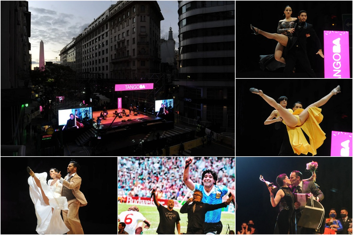 Чемпионат мира по танго прошел в Буэнос-Айресе