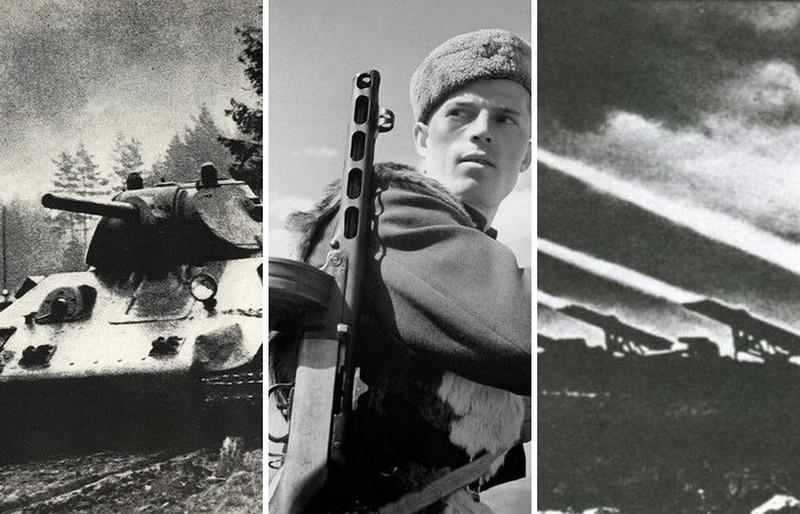Советские оружейные «бренды» времен Второй мировой войны, которые узнают с первого взгляда