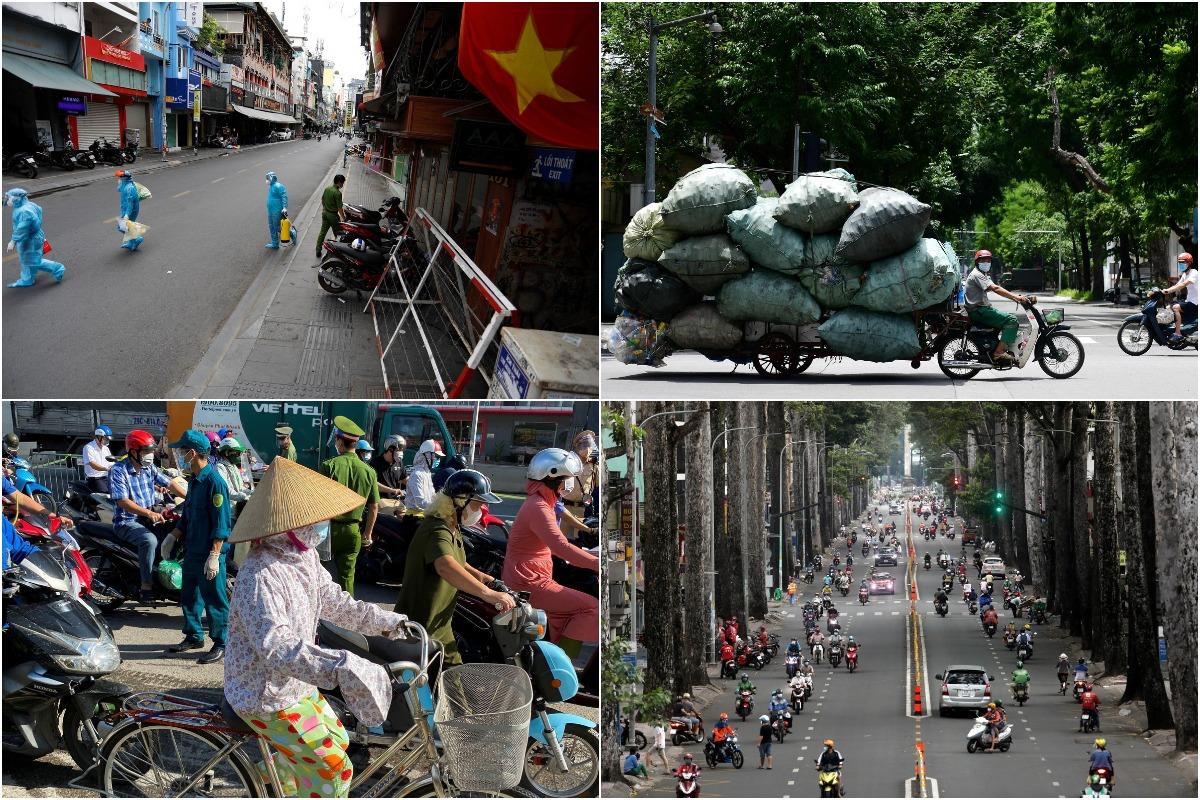 Интересные фотографии из Вьетнама