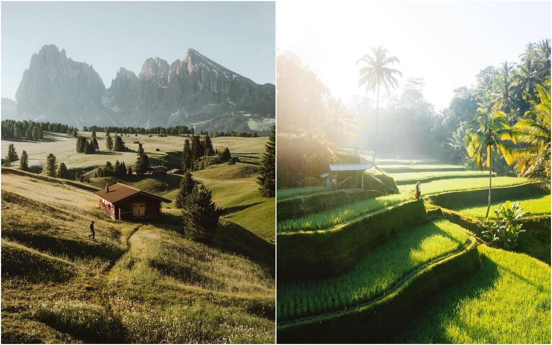 Замечательные снимки из путешествий Коди Дрю Дункана