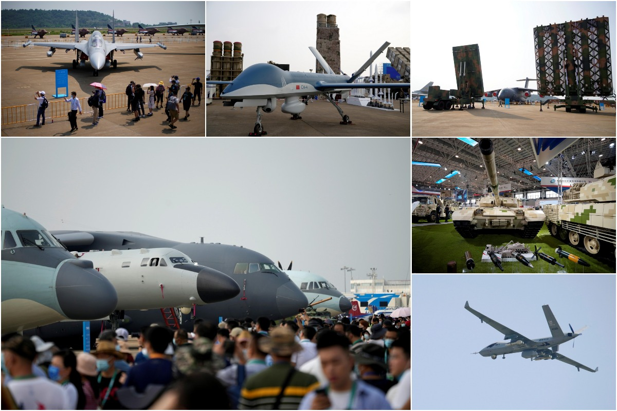 В Китае проходит крупнейший авиасалон, посвященный отечественным технологиям