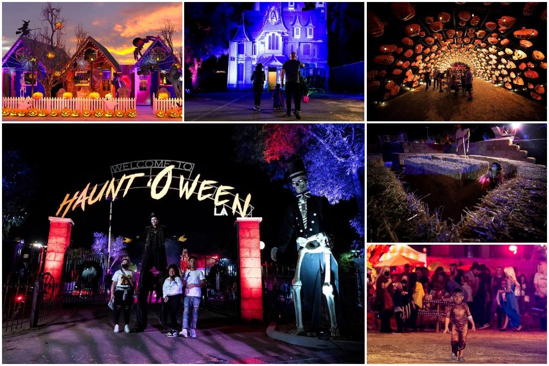 В Лос-Анджелесе к Хэллоуину уже готовы