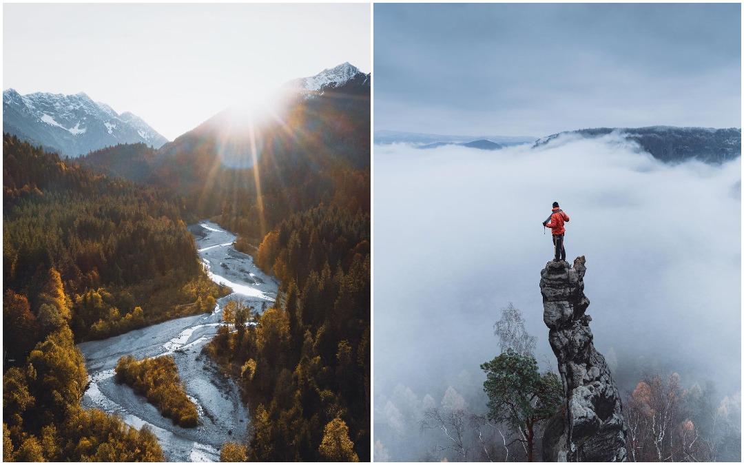 Захватывающие фото из путешествий Стивена Вайсбаха