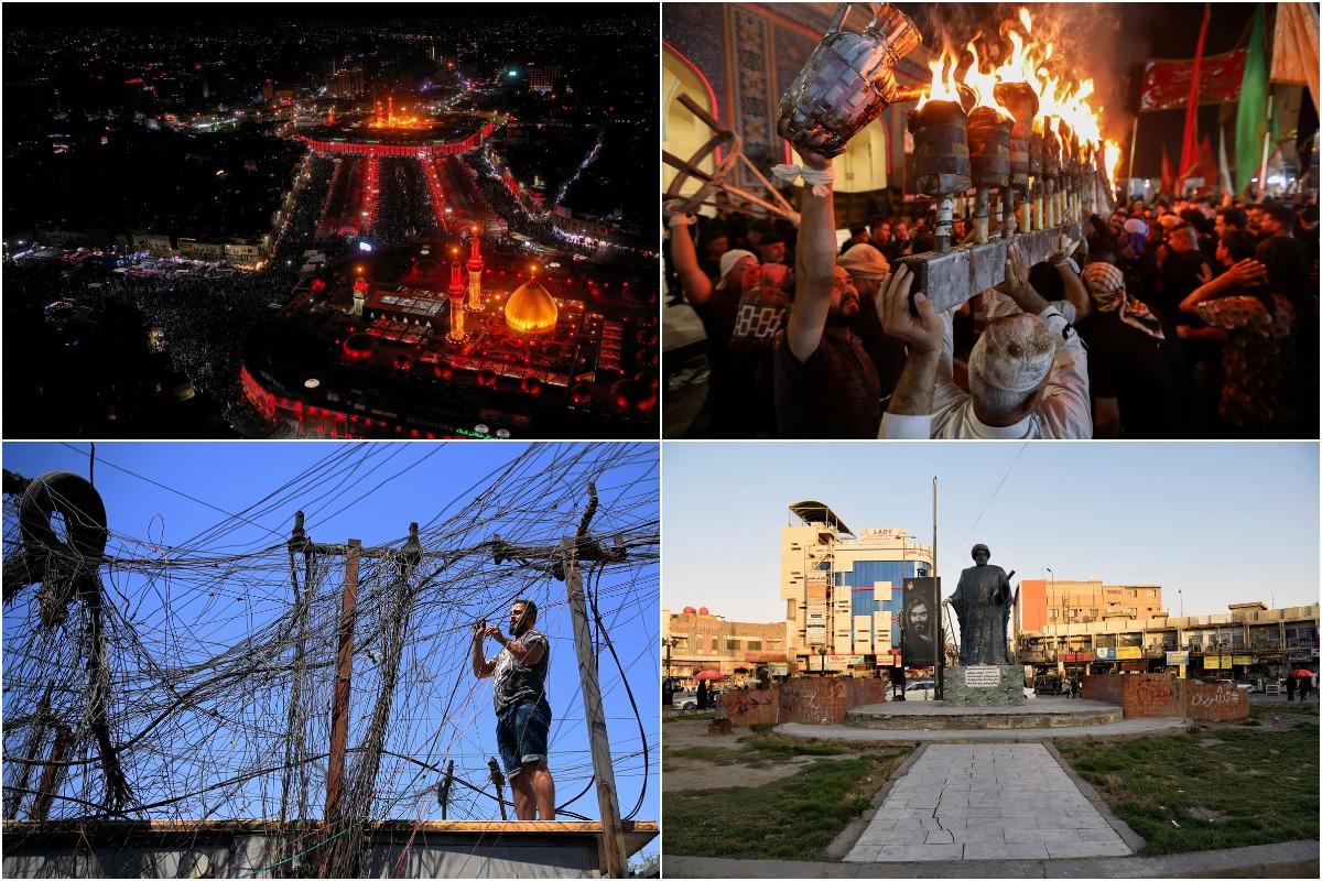 Интересные фото из Ирака
