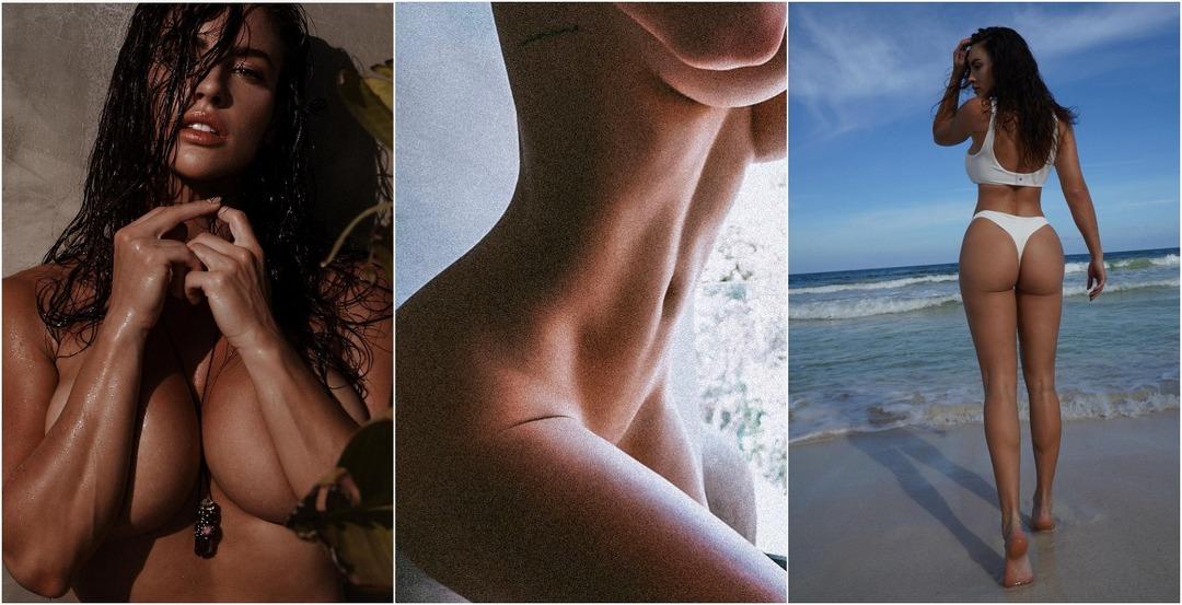 Люсия Яворчекова на фотографиях в Instagram