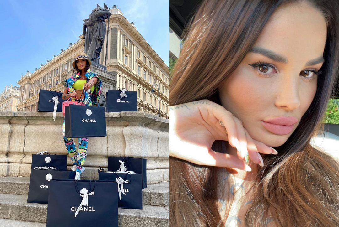 Блогерша из Словакии хвасталась своим богатством, и лишь полиция узнала, чем она втайне торговала