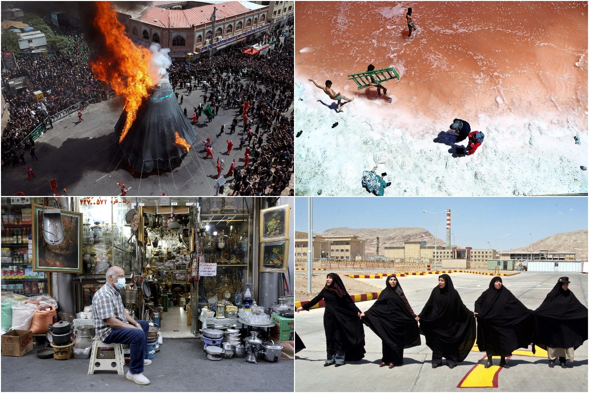 Интересные кадры из Ирана