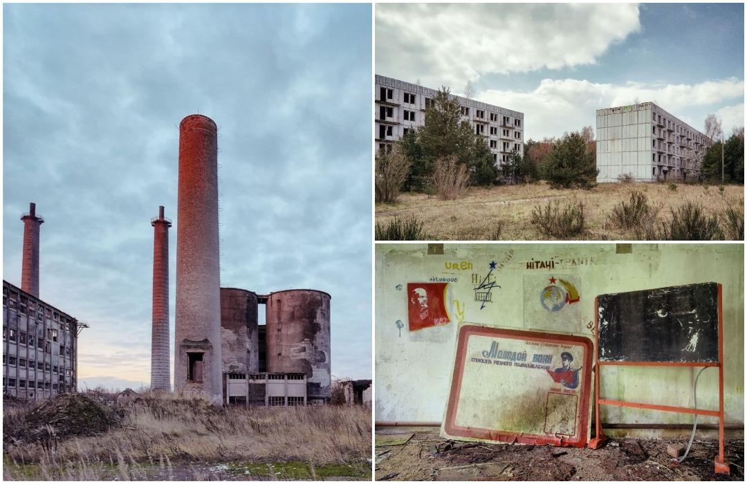 Заброшенные места на фотографиях Ральфа Грефа