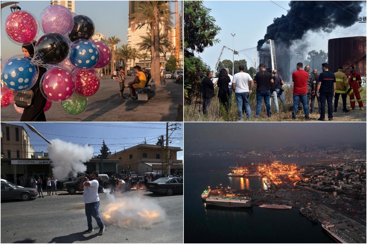 Интересные фото из Ливана