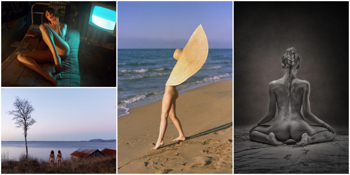 Работы победителей и финалистов конкурса Photoshoot Awards NUDE 2021