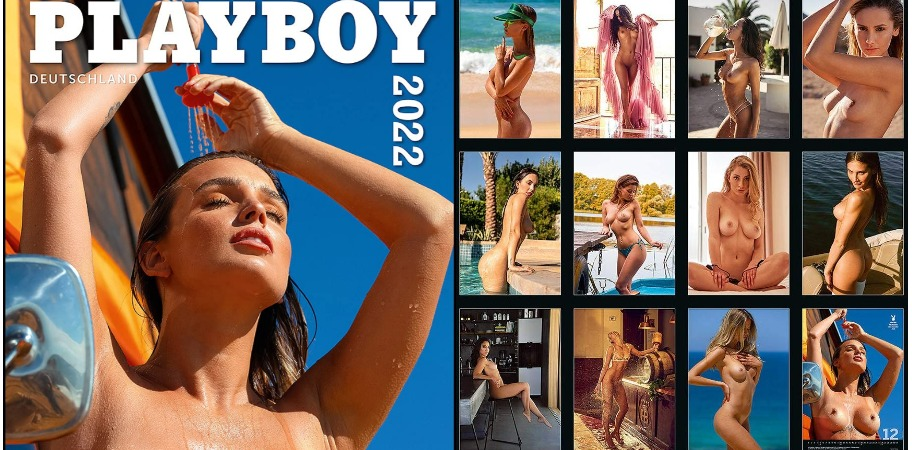 """Календарь """"Playboy 2022"""""""