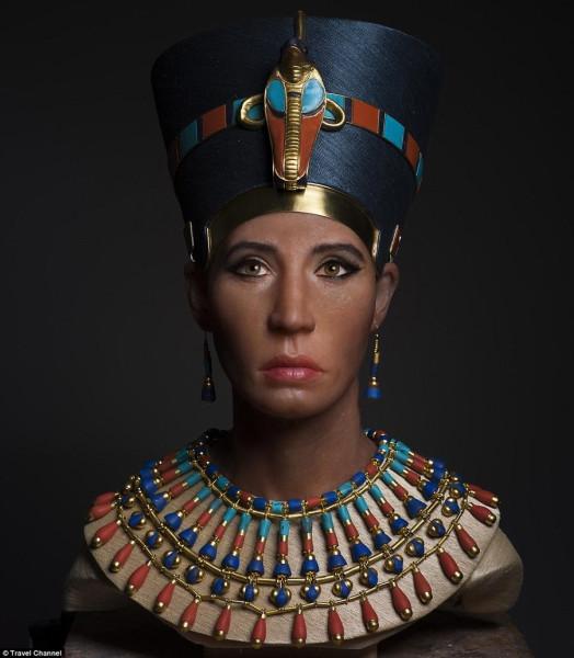 вариант Нефертити
