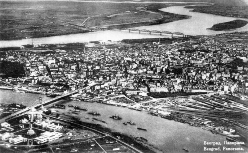 Панорама Белграда