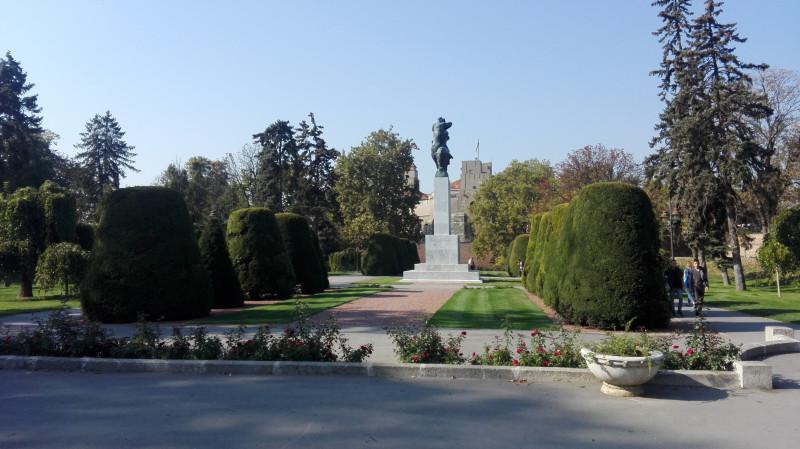Споменик захвалности Француској.