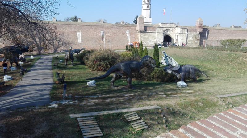 Диносауруси.