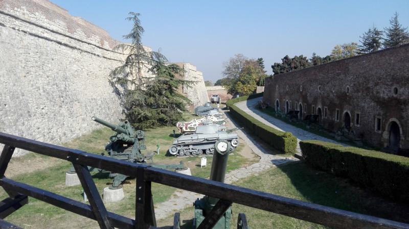 Војни музеј.