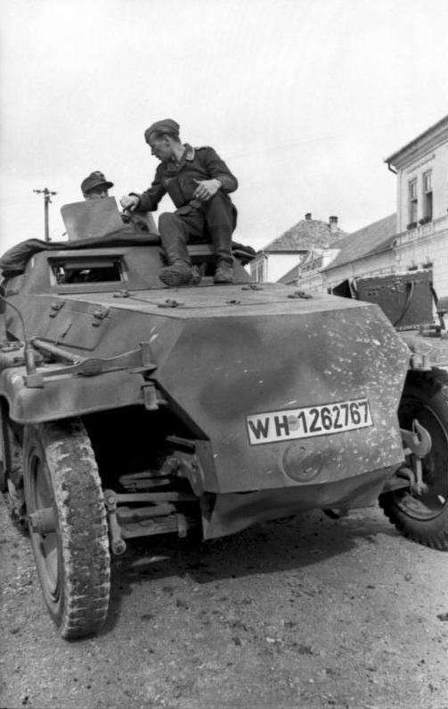 Немци се припремају за евакуацију.