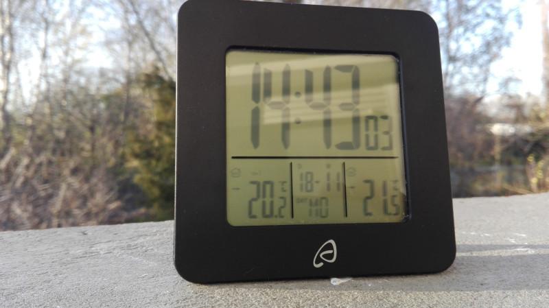 20.2 степени Целзијуса 18.11.2019.