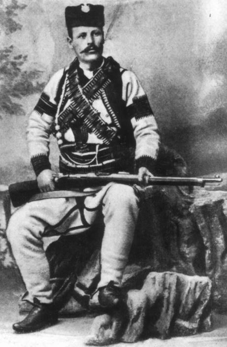 Војвода Јован Стојковић Бабунски.