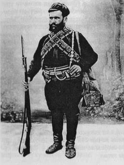 Војвода Спаса Павловић Гарда