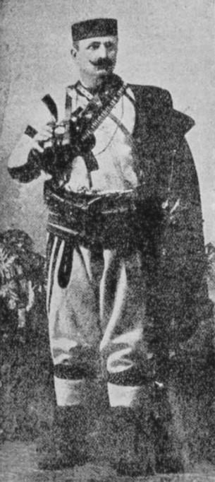 Војвода Ђорђе Цветковић Дримколски