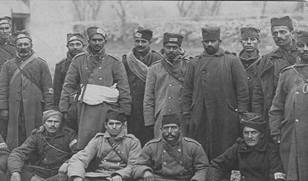 Роми/Цигани у српској војсци, од свирача до официра.