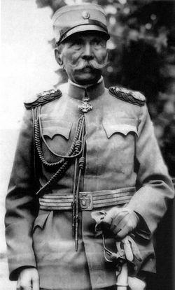 Генерал Петар Бојовић