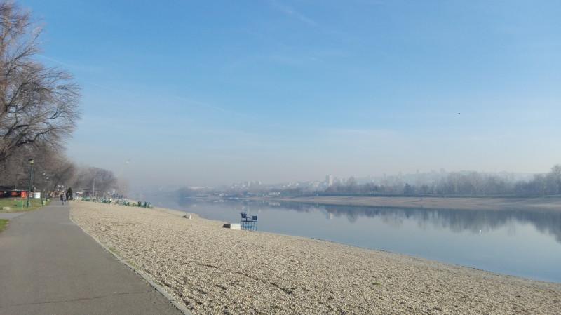 Не види се град, магла или ...