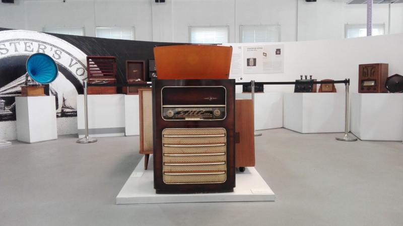 Радио грамофон.