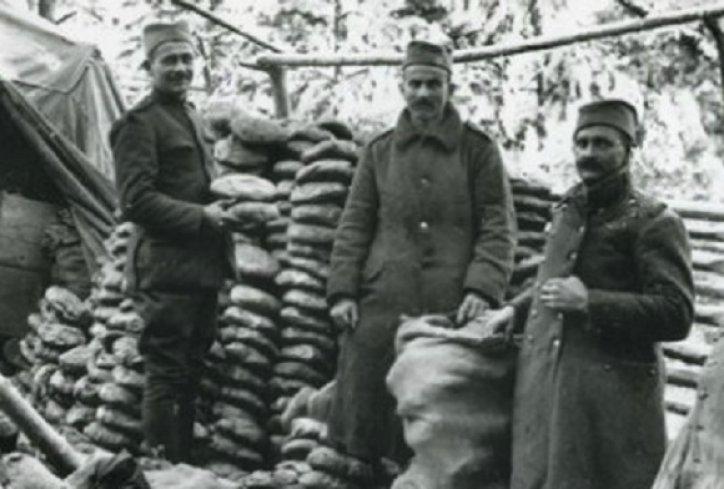 Српска комора, испорука хлеба.