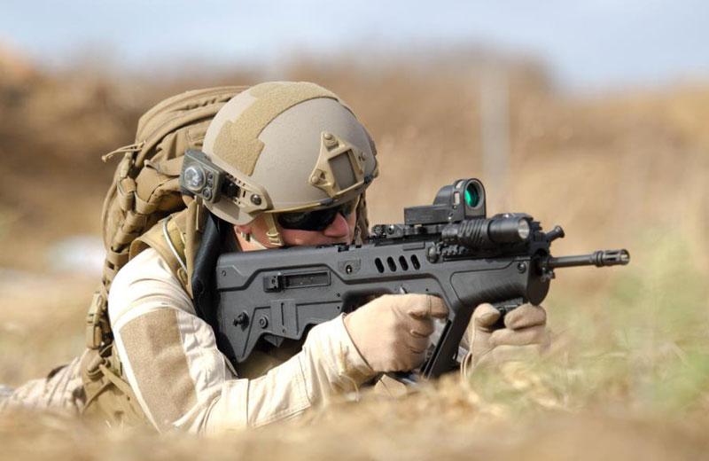 Пешадијско оружје?