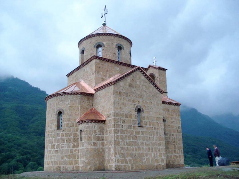 Црква Светог Стефана, Липово.