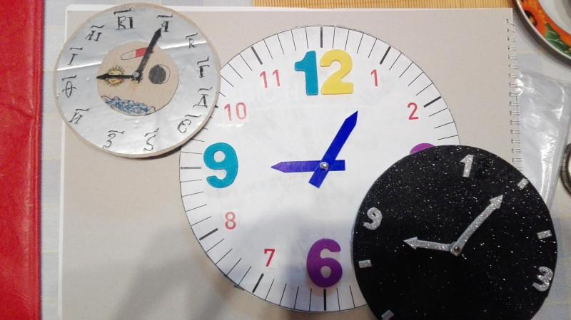 Ова два додатна часовника на слици су домаћи задатак од пре 6 година.