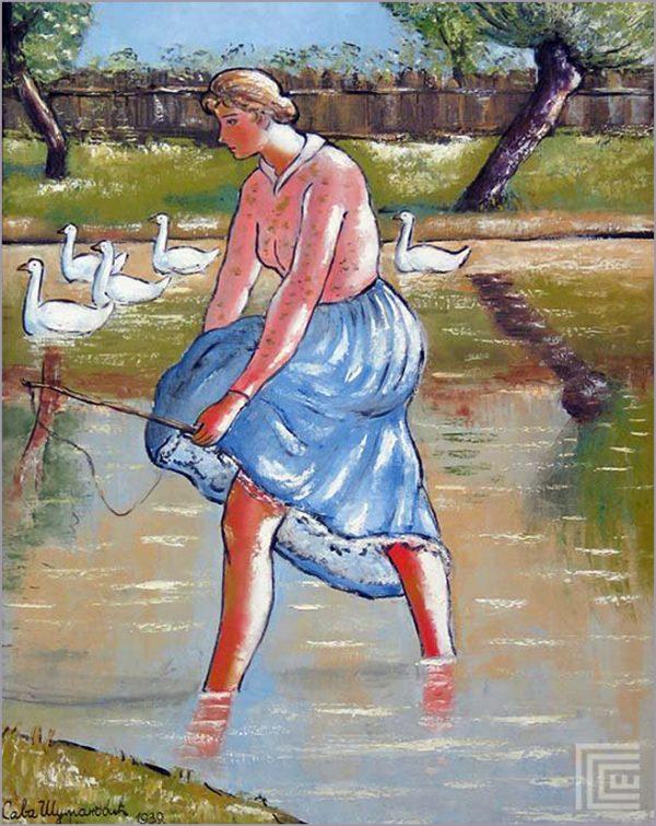 Гушчарица - 1939.
