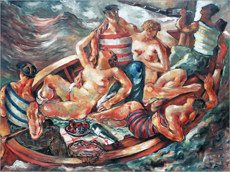 Пијана лађа - 1927.