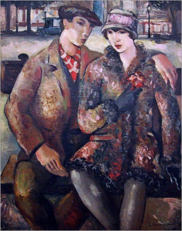 Париска љубав - 1927.