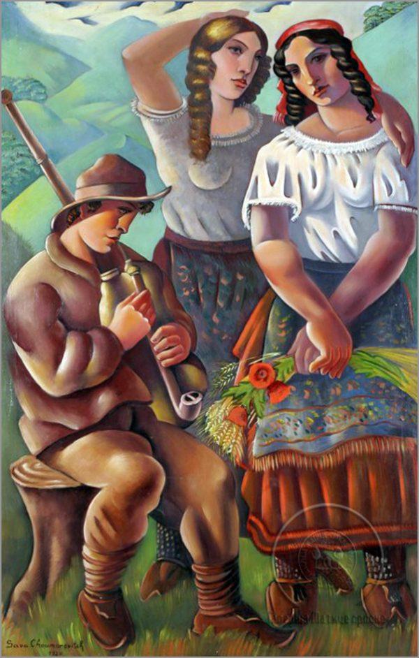 Гајдаш - 1924.