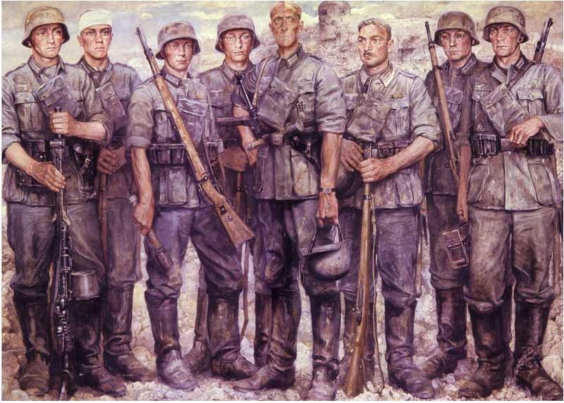«Солдаты на Западном фронте»